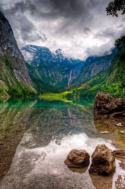 What a beautiful place!! Berchtesgaden National Park, Bavaria, Germany