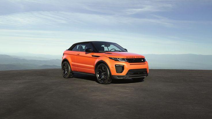 Скачать обои Evoque, ленд ровер, рендж ровер, Land Rover, Range Rover, эвок, раздел land rover в разрешении 1600x900