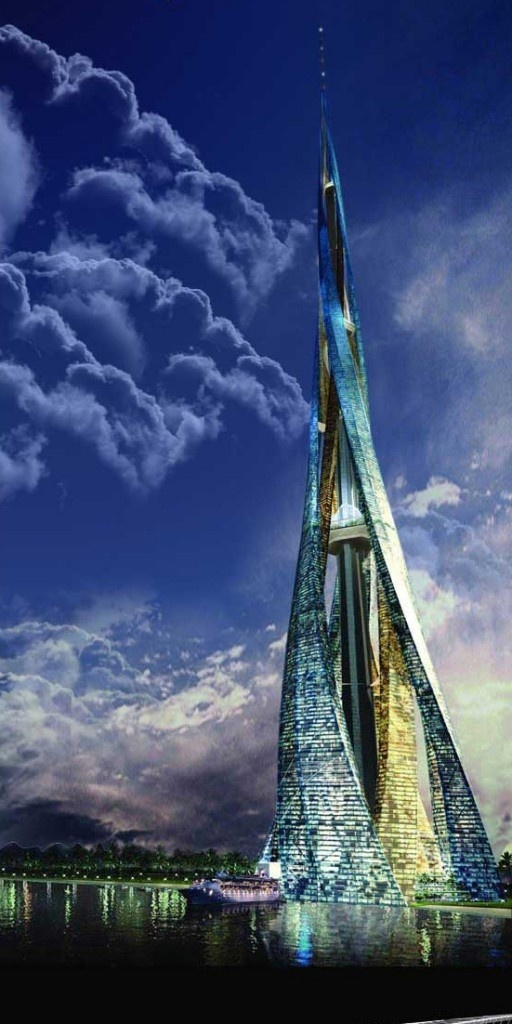 awesome pics: Dubai City Tower