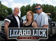 Lizard Lick Towing: Best show