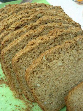 ライ麦50%黒パン プンパニッケル HB