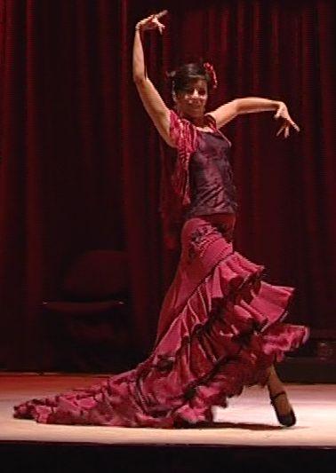 Flamenco...beautiful arms