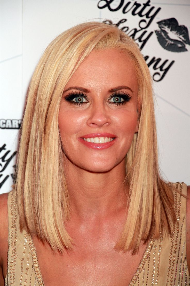 Jenny McCarthy – Promoting 'Dirty hot Funny' comedy show in Las Vegas 25.09.14