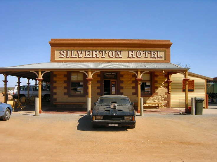 The Silverton Hotel is one of the most filmed and photographed hotels in the country - starring in many movies including Mad Max II, Razorback, A town Like Alice & Dirty Deeds by Marianne Henriksson