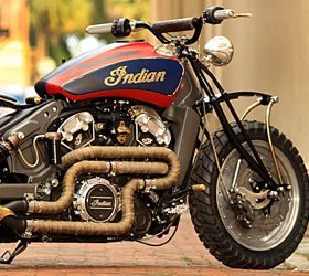 Custom Scout Dealer Contest | Indian Motorcycle