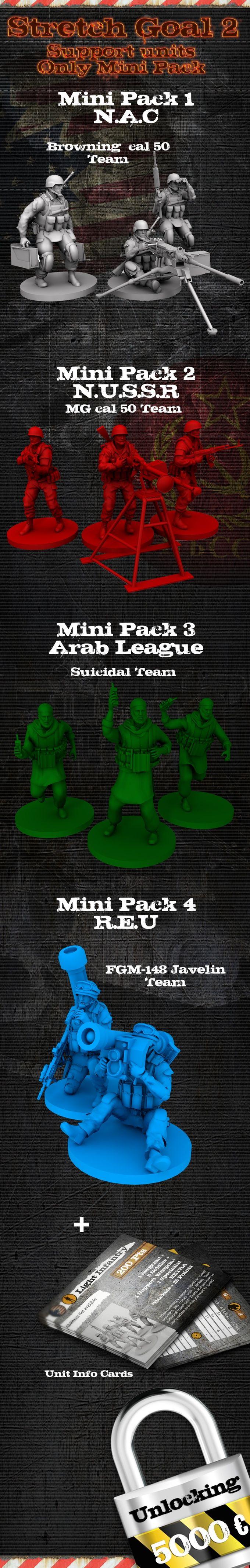Modern wargame designed for 32mm miniatures. Juego de Guerra moderna para miniaturas de 32mm.