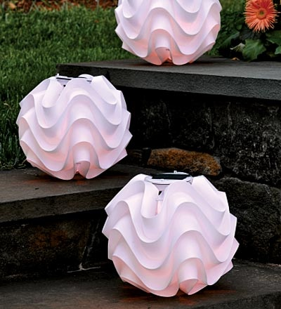 Soji Modern Solar Lanterns absorb the sun s energy all day and glow at  dusk  lookBest 25  Outdoor solar lanterns ideas on Pinterest   Solar lights  . Modern Solar Garden Lighting. Home Design Ideas