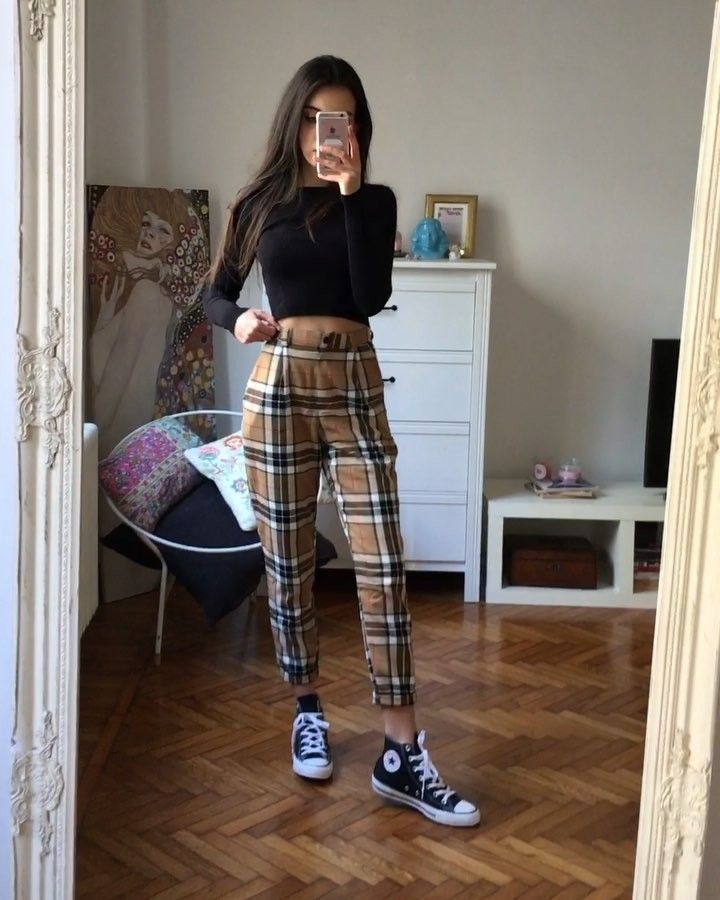 "50+ School fashion for grunge outfits 2019 na Instagramie: ""Comment ""Friday…."