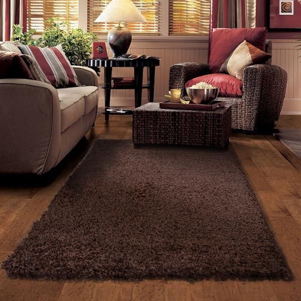 Ivy Brown Gy Rugs