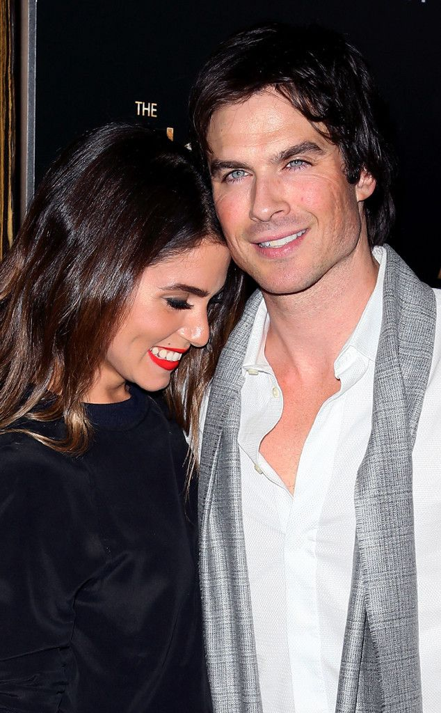 Cute couple alert! Nikki Reed and Ian Somerhalder look ADORABLE and all for a good cause!