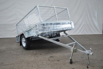 Box Trailers For Sale Gold Coast: Car Trailers Heavy Duty Single Axle For Sale - Oz ...