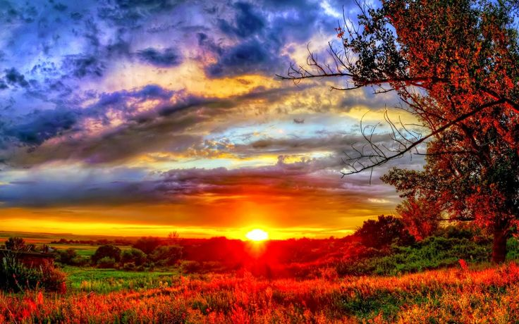 Most Beautiful Widescreen Desktop Wallpaper Collection: Most Beautiful Pictures Of Sunrise