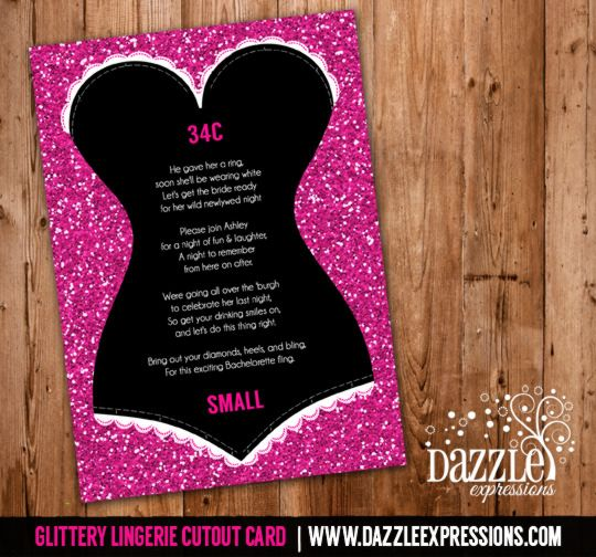 8 best Bachelorette Party Invitations images on Pinterest - bachelorette invitation template