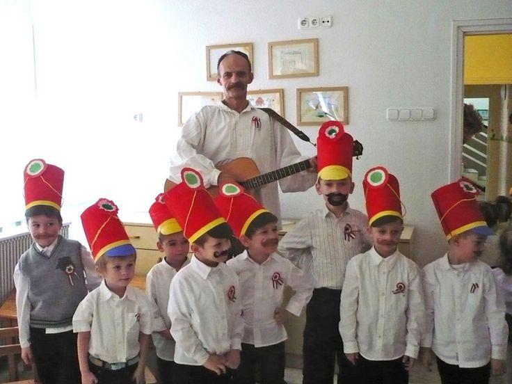 Március 15-ei ünnepi műsor – a gyerekek cselekvő részvételével