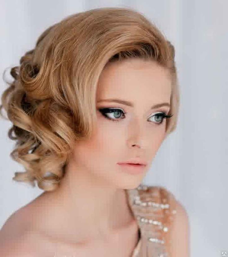 Short Hairstyles For Weddings Bridesmaids On Wedding With Hair