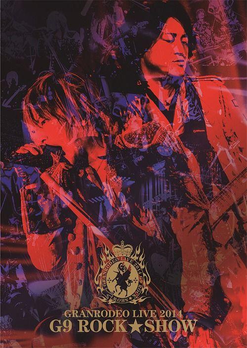 """#release Oggi esce il DVD """"GRANRODEO LIVE 2014 G9 ROCK☆SHOW"""" di GRANRODEO. Info su http://www.jmusicitalia.com/granrodeo/dvd/granrodeo-live-2014-g9-rockshow-3dvd/"""