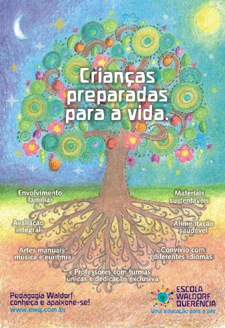 Escola Waldorf Querência - Porto Alegre - RS                                                                                                                                                                                 Mais