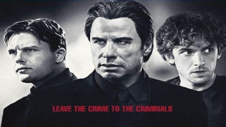 Преступная деятельность | Трейлер фильма | Джон Траволта