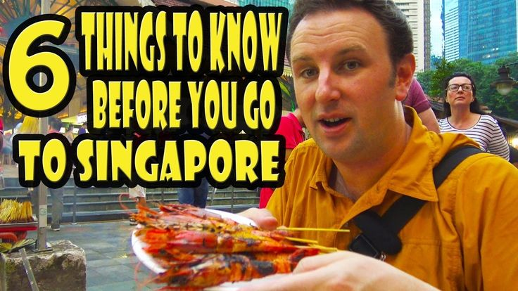 Singapore Travel Tips: 6 Things to Know Before You Go - WATCH VIDEO HERE -> http://singaporeonlinetop.info/food/singapore-travel-tips-6-things-to-know-before-you-go/    Things you need to know before you go to Singapore.  Singapore weather: Hot, humid, and rainy! Singapore Language: English (or Singlish!) Singapore Money: It's the Singapore Dollar — bring cash! Singapore Laws: Don't chew gum! Singapore Food: Eat at the Hawker Centres. ...