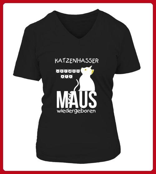KATZENHASSER LIMITIERT - Katzen shirts (*Partner-Link)