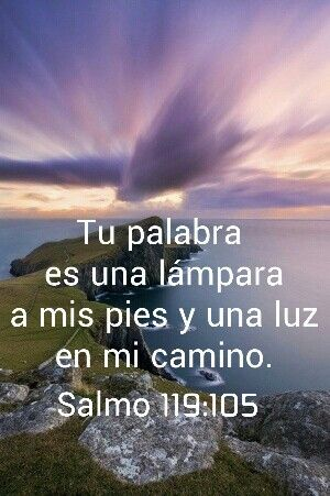 Salmo  119:105