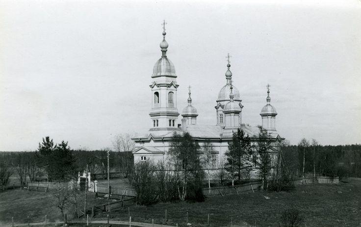 Ilomantsin ortodoksikirkko #church #kirkot