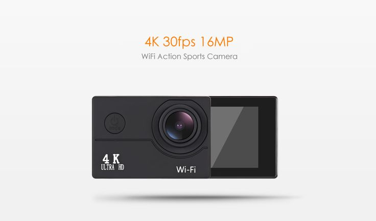 F60 4K Action Sports Camera  @  $28.99 Only !!!  http://www.mobilescoupons.com/gadgetsaccessories/f60-4k-action-sports-camera-special-offer-from-gearbest