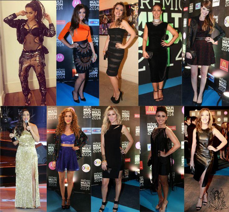 A entrega do Prêmio Multishow 2014 reuniu famosos dos mais variados estilos no Rio de Janeiro. Como acontece em toda premiação, alguns acertaram e outros erraram feio na escolha dos looks, confira:  #PrêmioMultishow #Premiação #Look #Fashion #AndressaCastro #ModaFeminina