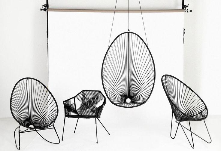 Fauteuil extérieur Funhouse Urban Living Studio : Meubles design Ulab - Design Ikonik