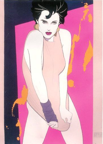 Patrick Nagel - Playboy Art Icon (1945 - 1984)