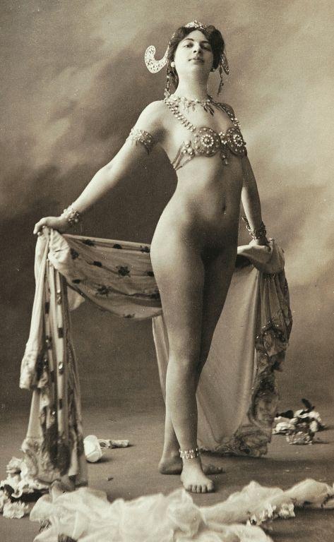 Mata Hari | by Don Hollway