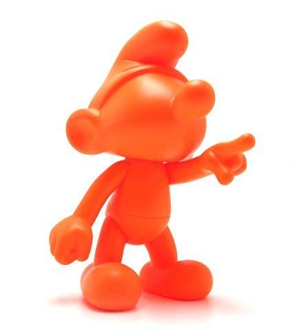 Smurf - Orange