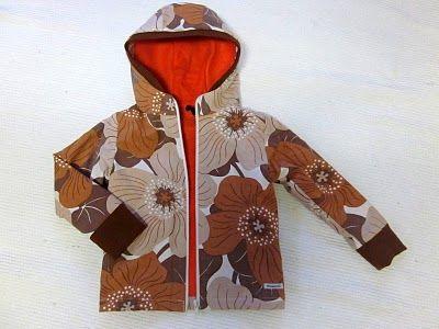 TOSIMUMMO: Takkitalkoisiin! ohje takin ompeluun