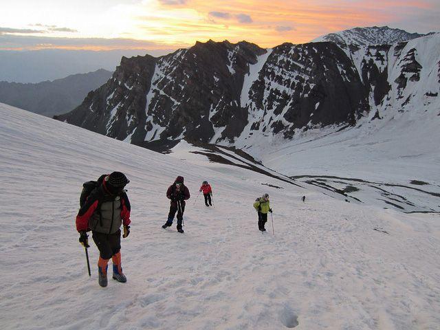 Stok Kangri Mountain Ladakh India