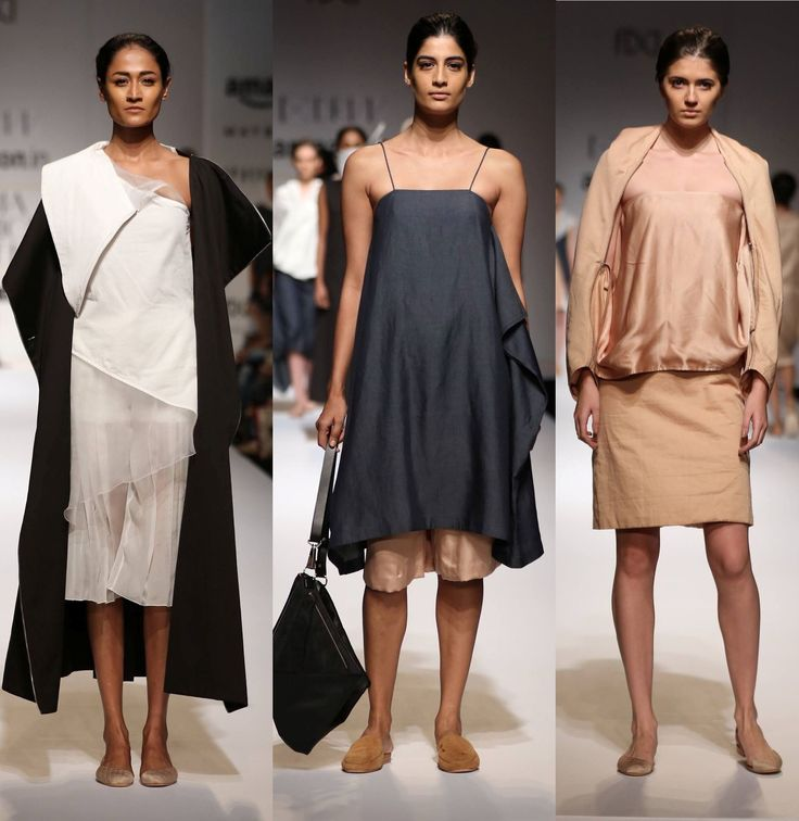 Beautiful normcore at DRVV by Dhruv Kapur #SS16 #fashion #trends #aifw