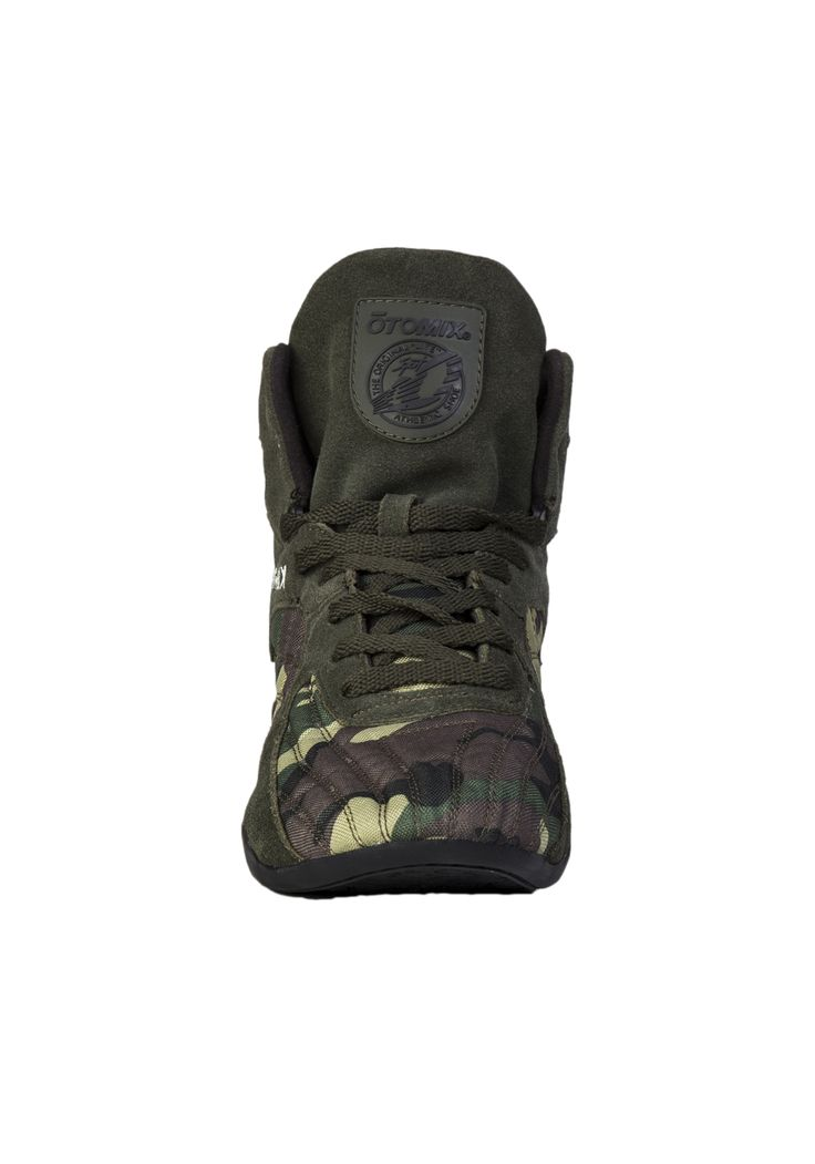Otomix Fitness Schuhe Army Style