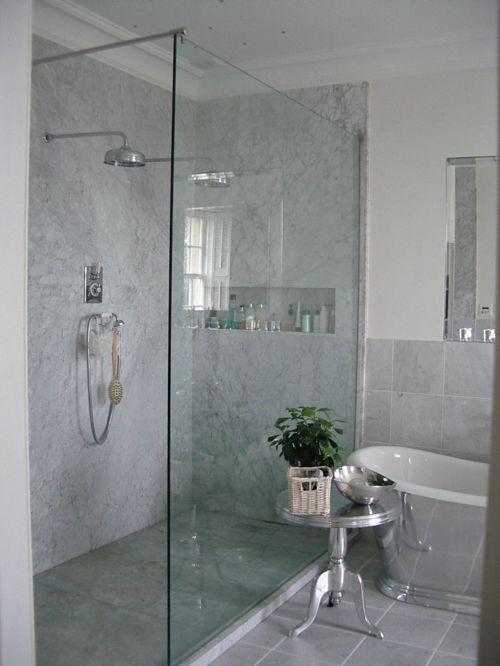 Die besten 25+ Duschkabinen aus Glas Ideen auf Pinterest - schiebetüren für badezimmer
