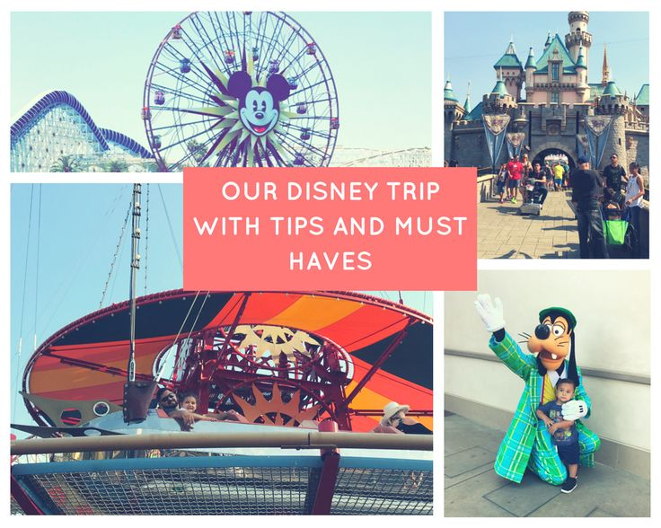 Our Disney trip with tips and must haves  Today on my blog I wanted to share how we survived Disneyland and California Adventures with 2 kids along with some must haves that made everything easier. Tips and must dos 1: Download the Disneyland App. You can buy your tickets, check wait times, etc. it's basically a map on your phone of where everything is located. We used it very often. 2: Get a hotel nearby. We stayed at[Read more]