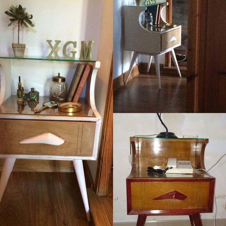 Mejores 14 imágenes de Muebles pintados y decorados con tela en ...