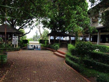Dago Tea House, Bandung