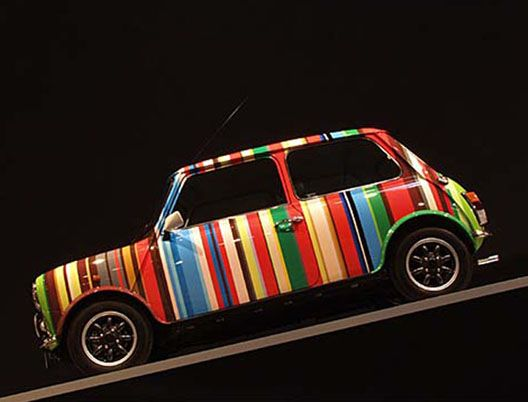 Paul Smith - now this is my kind of MINI