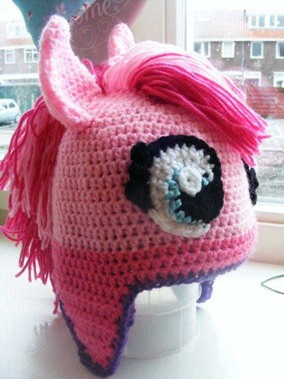 86 Best Gorros Pony Images On Pinterest Crocheted Hats Crochet