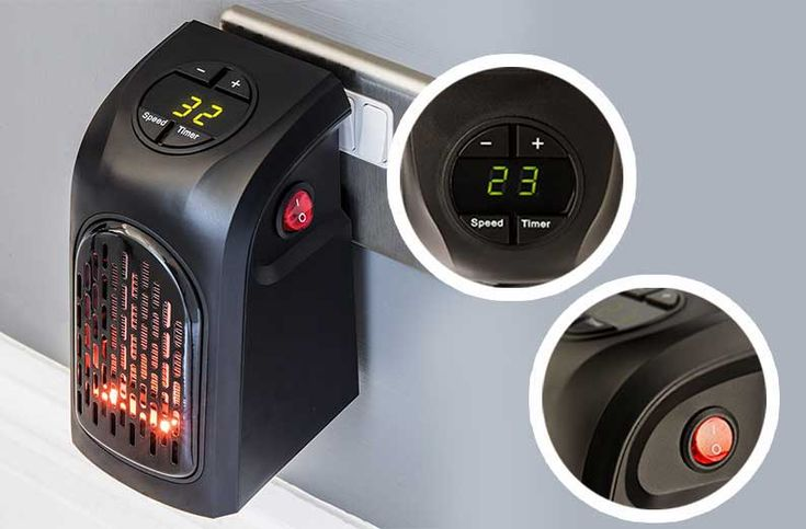 Fast Power Heater