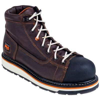 These all weather flat #Wedge #TimberlandPRO #workboots are #HeatResistant, #SlipResistant, and EH rated.  Made with lightweight Alloy, the boots won't weigh you down during your long shifts.  Grab yourself a pair today and your feet will thank you.   http://workingperson.com/timberland-pro-mens-gridworks-tb0a1gnl-214-alloy-toe-boots.html?utm_medium=social&utm_source=PinterestTB0A1GNL5/31