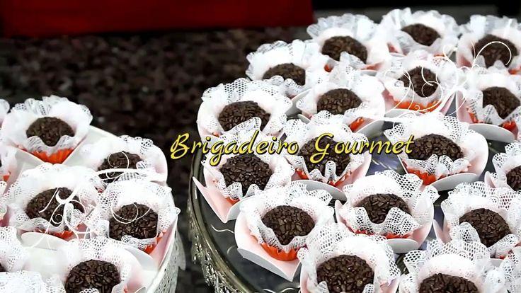 Curso 100% GRÁTIS de Docinhos para festas   BRIGADEIRO GOURMET#  PASSO 1