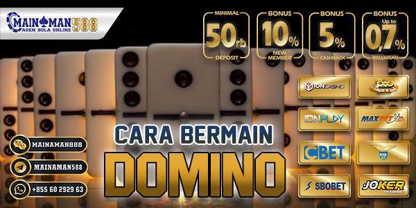 Cara Bermain Domino Qq Mainan Kartu Poker