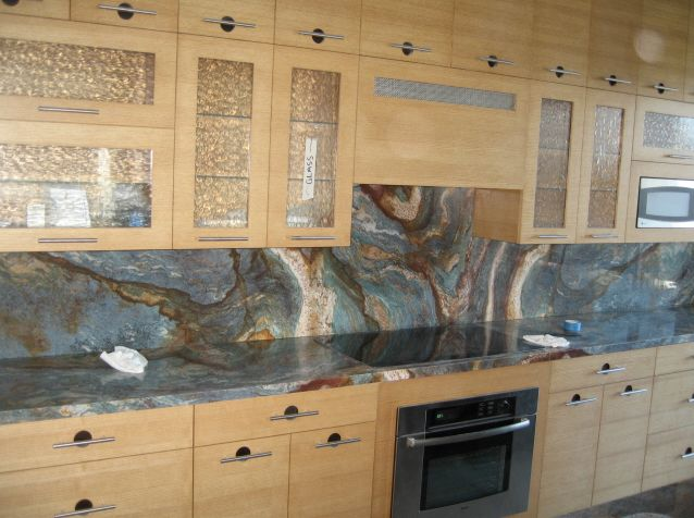 Stone Countertops 33 best vivid blue granite countertops images on pinterest | blue