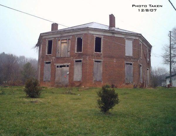 The Octagon House – Marion, Virginia - Atlas Obscura