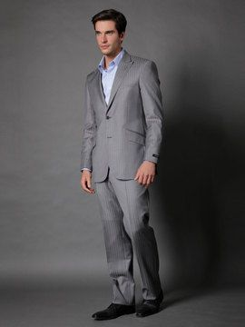 English designer Ted Baker knows how to make streamlined, contemporary clothes -- especially the suit. Ted Baker looks to be the innovative dresser's option of choice with modern elements of suit-making. Ted Baker is a sharp, sophisticated suit that's perfect for the most style-conscious among us.