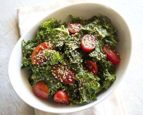 Winter green, Pesto and Seeds on Pinterest